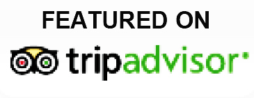 Featured on TripAdvisor