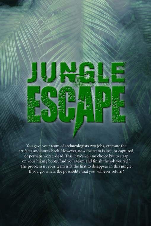 jungle escape poster 20x30 jpeg